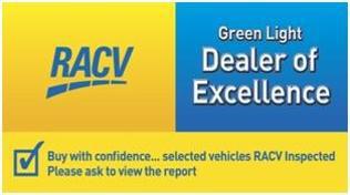 RACV Dealer of Excellence